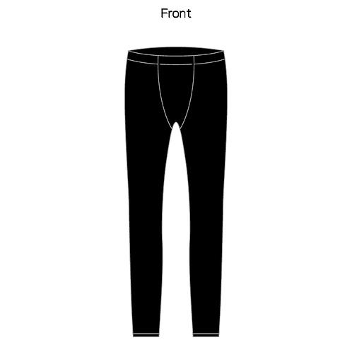 Fitness Inner pants 01