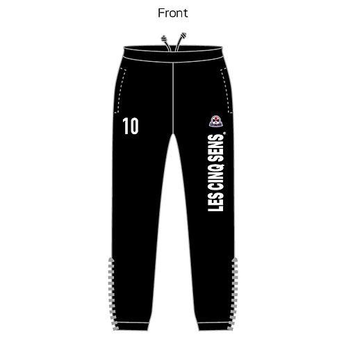 LES sublimation warmer pants 13