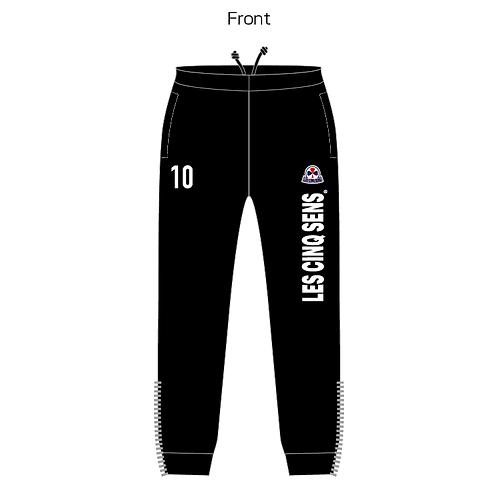 LES sublimation Jersey pants(zip) 12