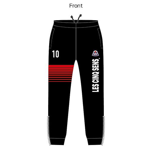 LES sublimation Jersey pants(zip) 17