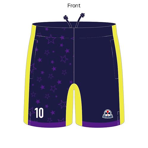 sublimation pocket short pants 16