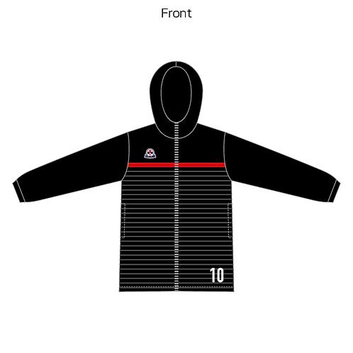 LES sublimation warmer half coat 04