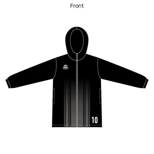 LES sublimation warmer half coat 14