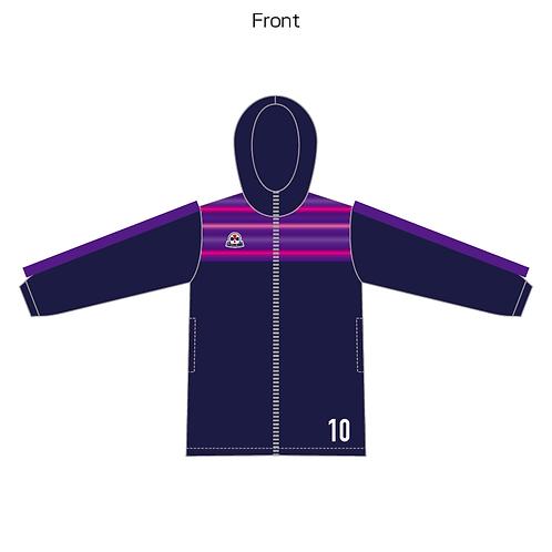 LES sublimation warmer half coat 10