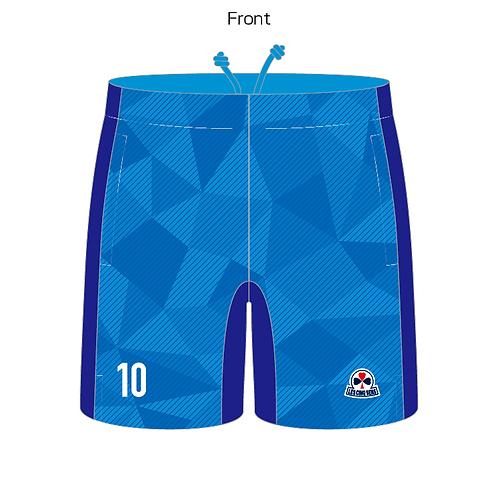 sublimation pocket short pants 18