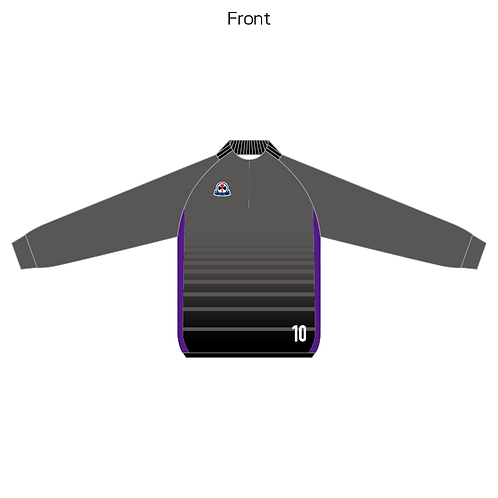 LES sublimation half zip Jersey(Piping type) 02