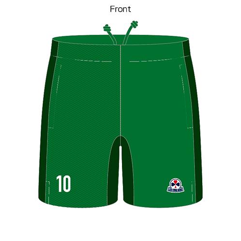 sublimation pocket short pants 13
