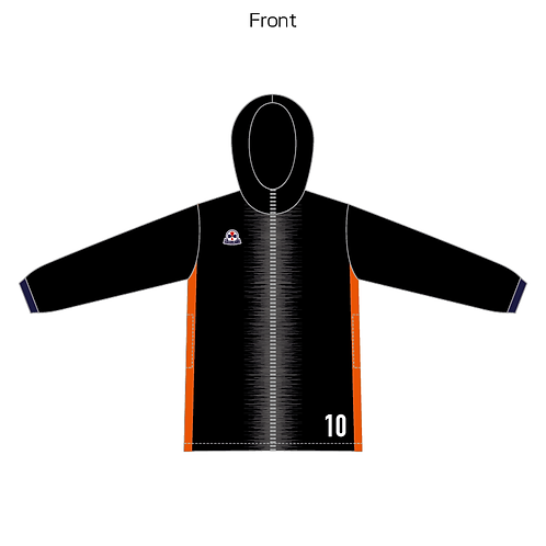 LES sublimation warmer half coat 24