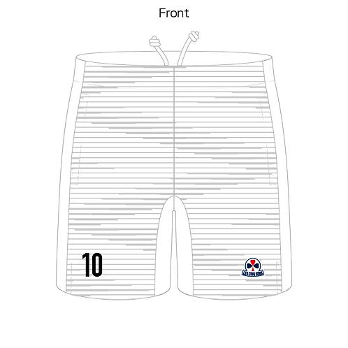 sublimation pocket short pants 20