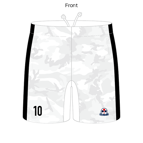 sublimation pocket short pants 15