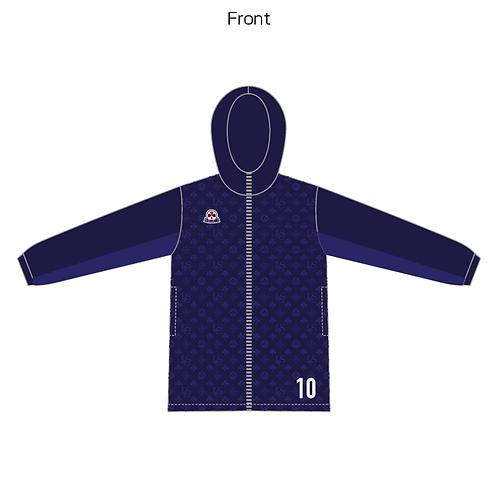 LES sublimation warmer half coat 21