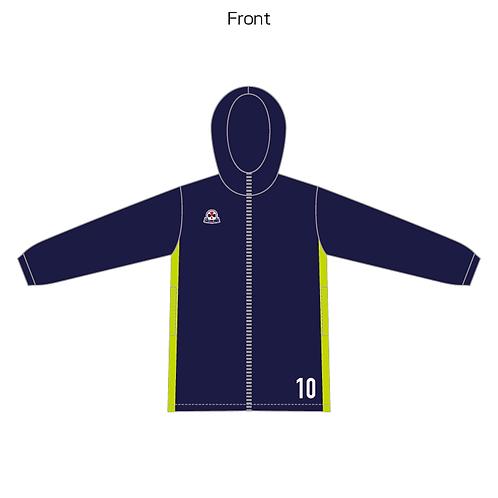 LES sublimation warmer half coat 01