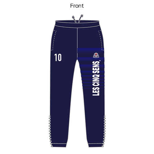 LES sublimation warmer pants 18