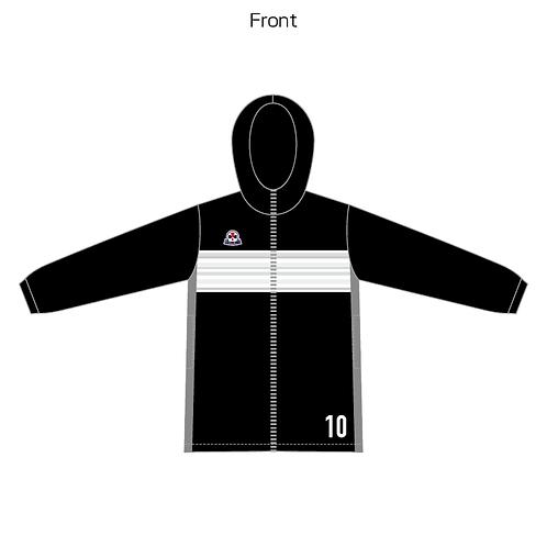 LES sublimation warmer half coat 03