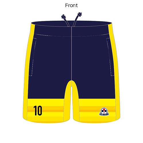sublimation pocket short pants 14