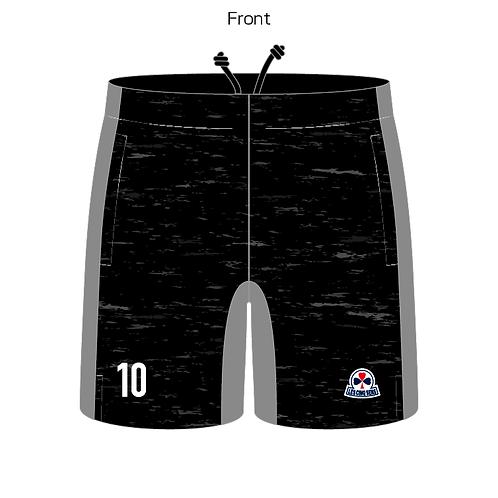 sublimation pocket short pants 17