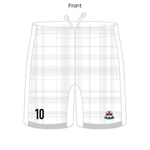 sublimation pocket short pants 12