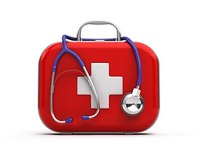 Stethoscope and First Aid Kit isolated.jpg