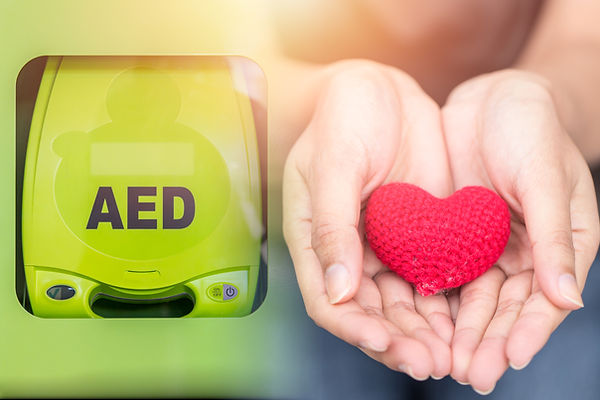 AED Diffibrillator