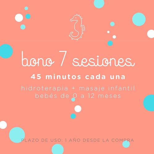Bono 7 sesiones