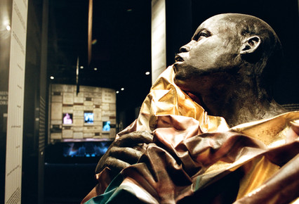 Legacy Museum - Doubt by  Titus Kaphar (