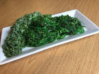 Seaweed salad (price per lb)