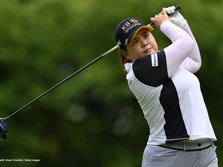 DEFENDING CHAMPION PARK RELAXED AHEAD OF TOKYO 2020 WOMEN'S GOLF COMPETITION
