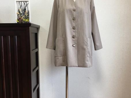 おばあちゃまのスプリングコート