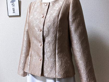 春色のジャケット