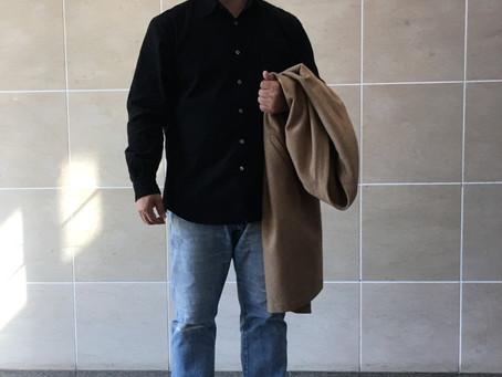 艶やかシャツコールでmen's shirts