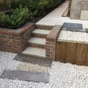 Landscaping in Burgess Hill