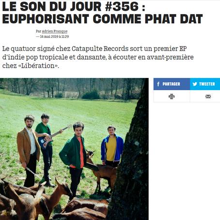 next.Liberation.fr : Phat Dat est le son du jour