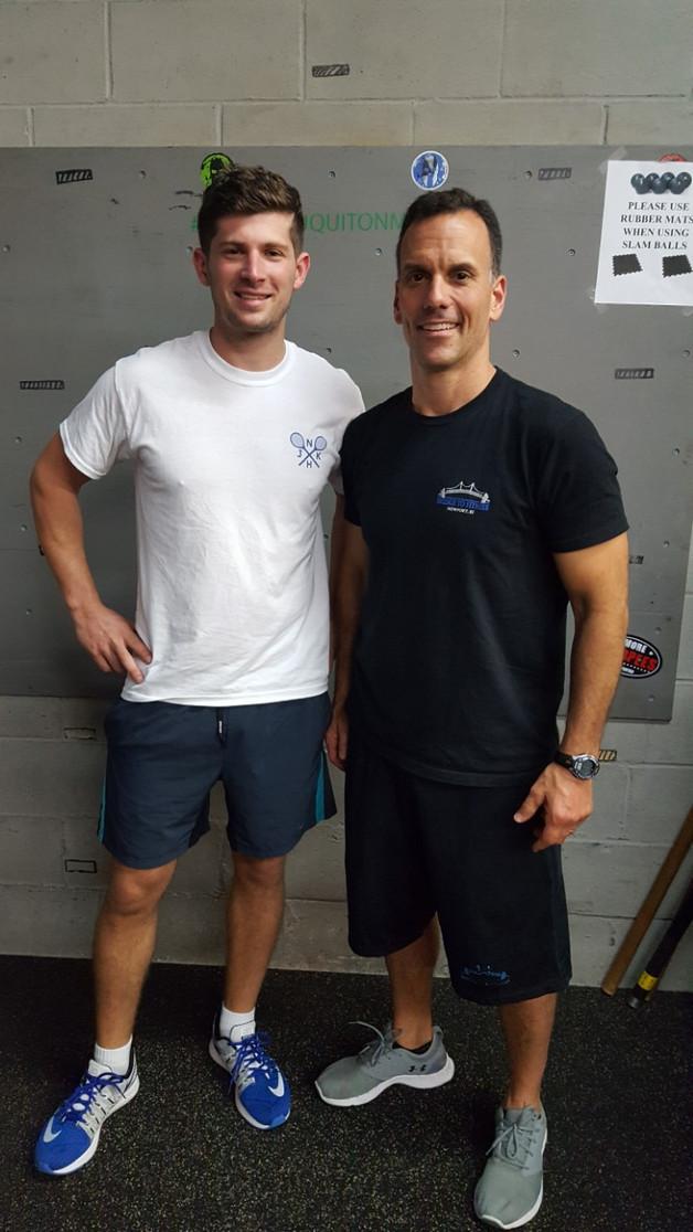 Training With Michael Cecchi
