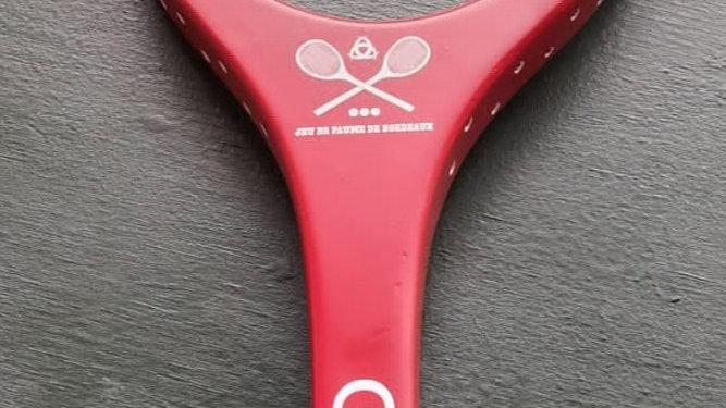 BDJP standard racquet red