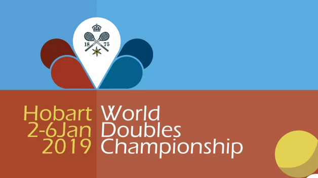 2019 World Doubles Championship Hobart