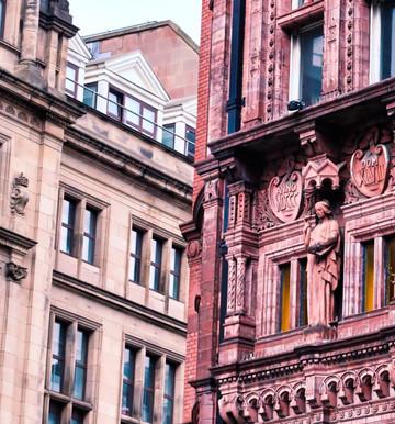 Nottingham's Architecture