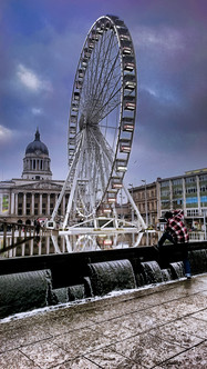 #Nottingham #VisitNottinghsm