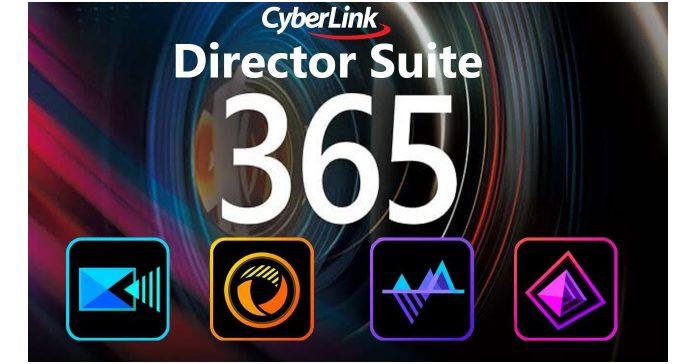 Cyberlink DirectorSuite 365
