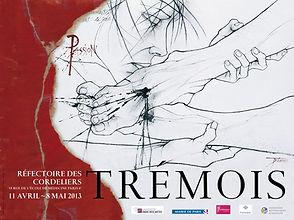 Exposition « Traits de Passion »  Réfectoire des Cordeliers - Université Paris-Descartes, avril-mai 2013. Design cmpezon.fr