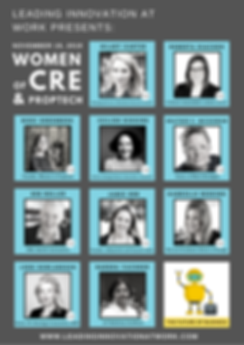 Women of CRE and Proptech schedule v2.pn