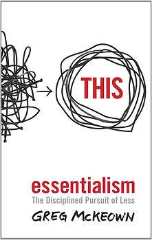 This essentialism the disciplined pursui