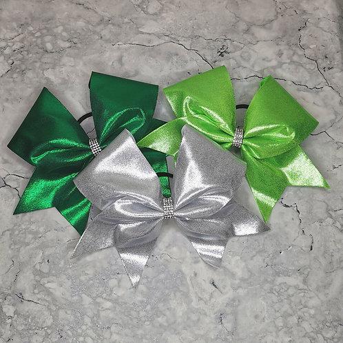 COACHES ROOM Shine Cheer bow