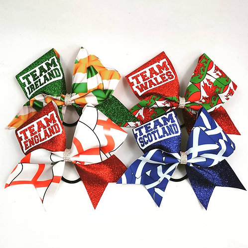National Flag Bows