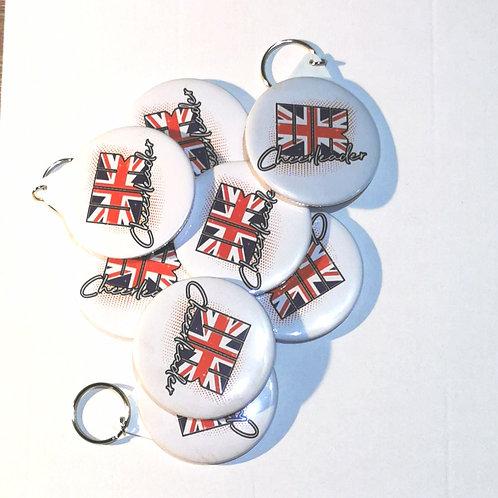 Logo Badges, Magnets and Keyrings