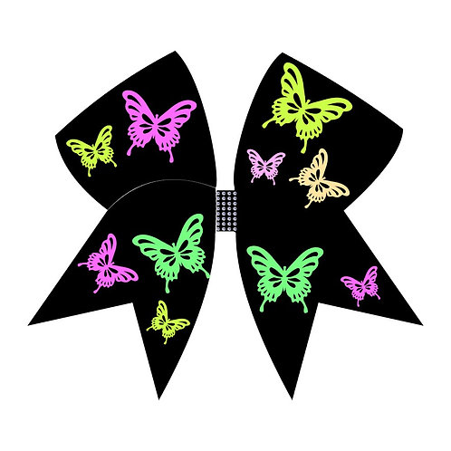Extreme Butterfly Glow Bow
