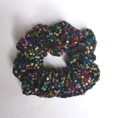 Sequin Scrunchies