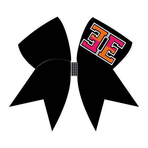 Elements Glitter Cheer bow