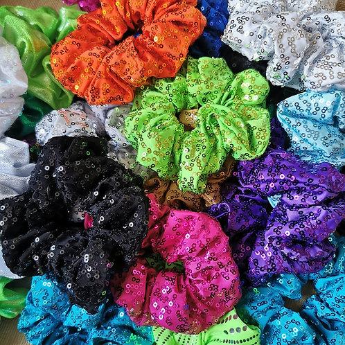 COACHES ROOM Sequin Scrunchies