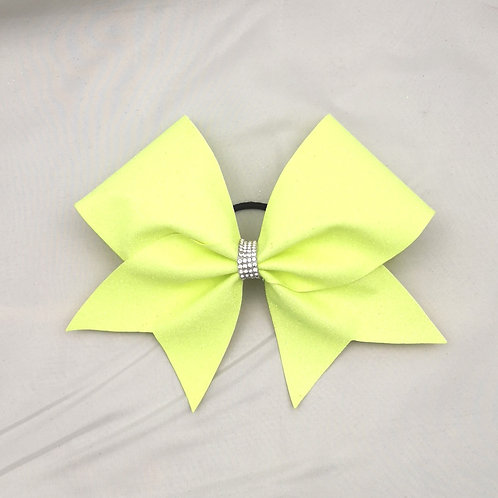 Coaches Room Glitter Cheer bow