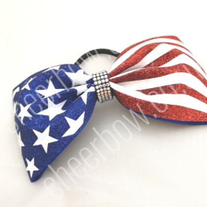 Stars and Stripes Tailless
